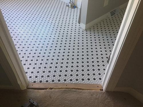 Diagram Help Tile Installation Question