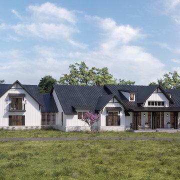 The Farm Estate // Modern Farmhouse
