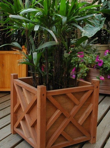Garden Planters, Patio Planter Boxes   Outdoor Pots And Planters