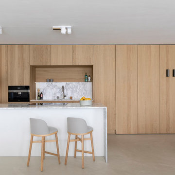 Apartment Joinery in Essen (Germany)