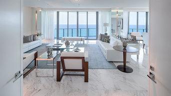 Single-floor condo, 360-degree views