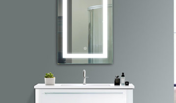 Vanity Lighting and Mirrors With Free Shipping