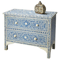 Offex Indoor Furniture Traditional Chest, Heritage Finish