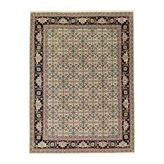 "Romanian Hand Woven Rug, 9'x12'2"""