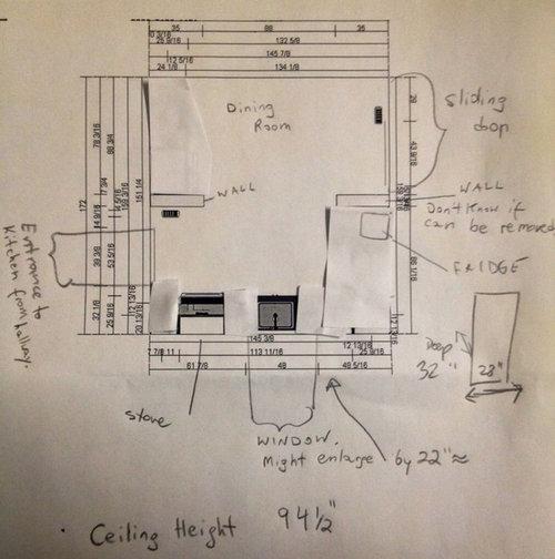 Layout Design Kitchen Cabinets: Kitchen Help Design Layout Ikea Bodbyn Cabinets