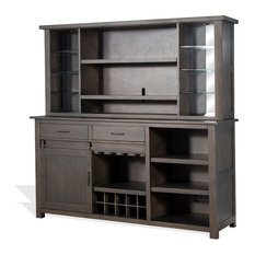 Wabash Hutch & Buffet