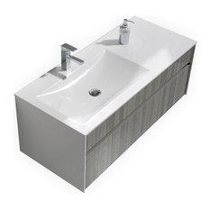 Soapstone Trough Sink Bathroom Vanities Houzz