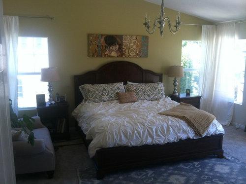 Master Bedroom Feels Ugly