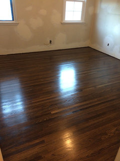 See Before And After Pics Pic Of 3 Stains From Which I Chose E Chestnut Left Brown Center Antique Right