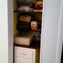 New use for old kitchen cabinets