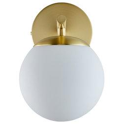 Contemporary Bathroom Vanity Lighting by Houzz