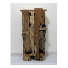 driftwood floorsatnding cabinets