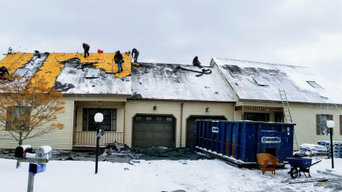Duplex Roof Replacement