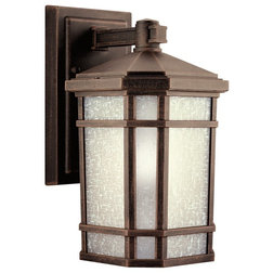 Craftsman Outdoor Wall Lights And Sconces by Buildcom