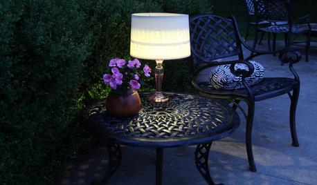 DIY : Illuminez vos soirées en fabriquant une lampe solaire