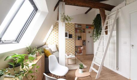 Avant/Après : 5000 euros pour transformer un studio à Paris