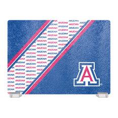 University Of Arizona Tempered Glass Cutting Board