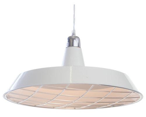 Coastal chic inspired lighting joshua easy to fit light shade in cream pendant lighting aloadofball Gallery