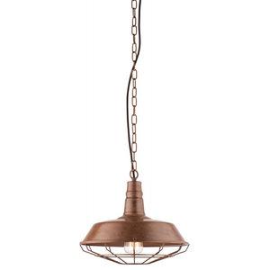 Barbados Pendant Lamp, Brown, Large