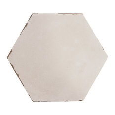 """Alexandria 5.5""""x6"""" Porcelain Floor and Wall Tile, Taupe"""