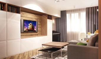 Уютная квартира для холостяка на выданье. Дизайн-проект двухкомнатной квартиры.