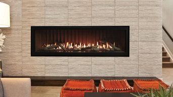 Boulevard Direct Vent Fireplace