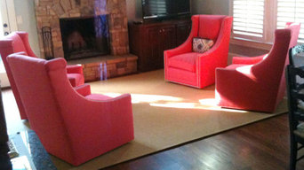 Wing Back Chair Group