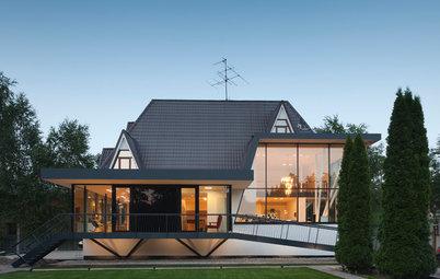Хороший вопрос: Из какого материала лучше строить загородный дом