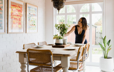 My Houzz: Interior Designer Georgia Ezra's Sublime Home