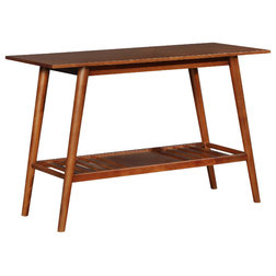 Midcentury Console Tables by GwG Outlet