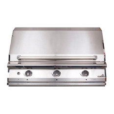 """AEI Corporation - Pacifica-960 39"""" Grill Head, Natural Gas - Grill Tools & Accessories"""