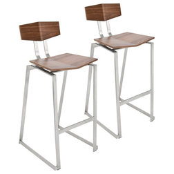 Contemporary Bar Stools And Counter Stools by Furniture Domain