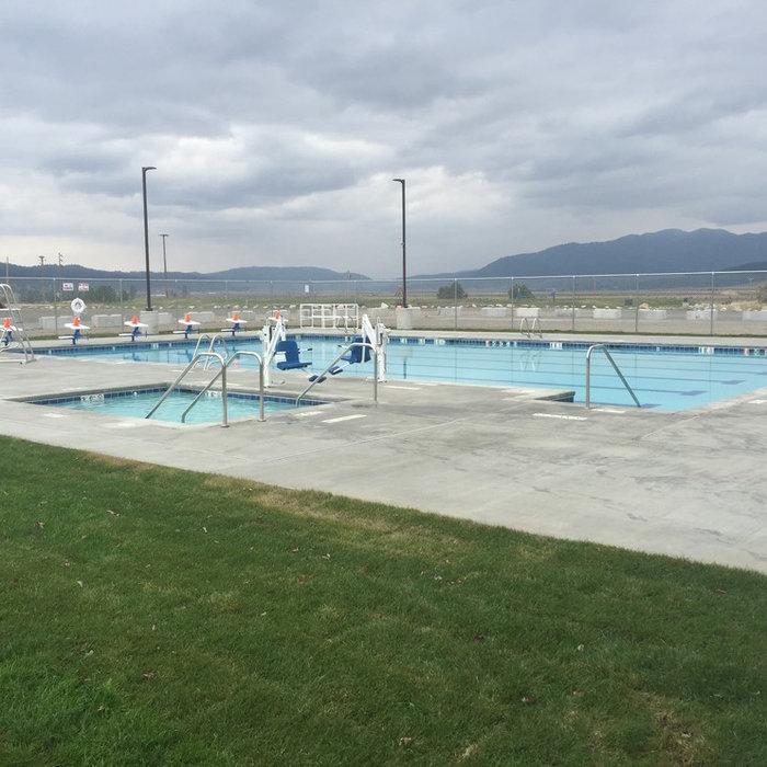 Cascade Aquatic Center