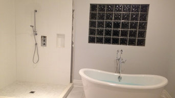 Custom bathroom, Mississauga