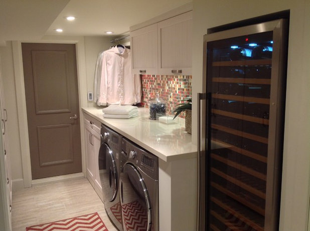 Contemporary Laundry Room by Wow Great Place