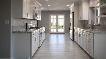 Baggett Kitchen- Before & After
