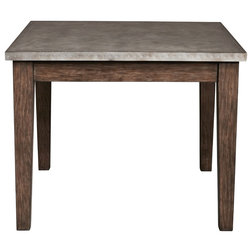 Transitional Dining Tables by HomeFare
