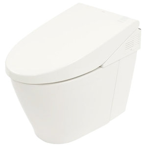 Toto Washlet, G400, 1 28 Gpf & 0 9 Gpf - Contemporary - Toilets - by