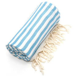 Beach Style Beach Towels by Linum Home Textiles