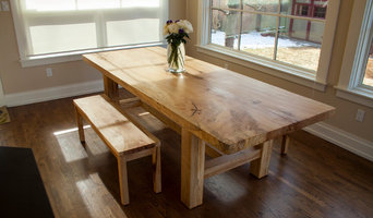 Chataqua dining table