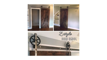 Poage Barn Door
