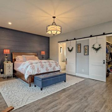 Cherokee Circle: Transitional Craftsman Home