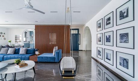 Pune Houzz: Designer Natasha Shah's Home Tells a Love Story