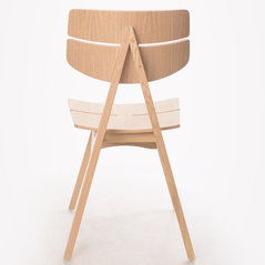 80bf657c76a14d Venus Natural Wood Dining Chair