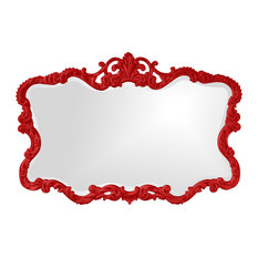 Howard Elliott Talida Mirror, Red