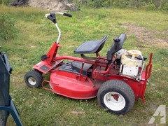 Snapper Rear Engine Mower