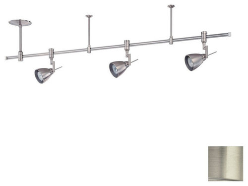 Can Track Lights Be Used In A Bathroom