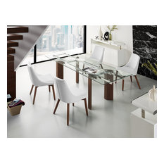 Casabianca Home Torino Collection Dining Table