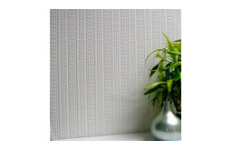 Anaglypta Westcott Paintable Textured Vinyl Wallpaper, Swatch