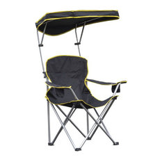 Shelter Logic 167571DS Heavy Duty Max Shade Chair - Black